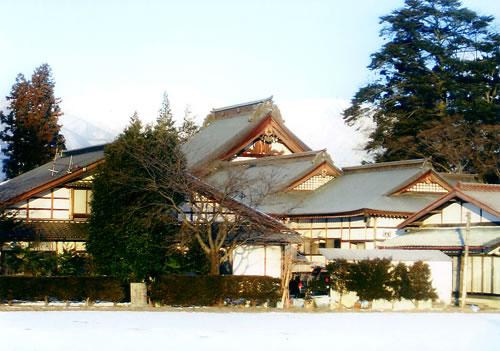 福應寺外観