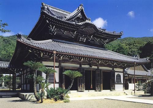 紀州由良興国寺